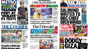 #Scotpapers: Alex Salmond writes to the BBC.