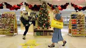 Selfridges opens Christmas shop 145 days ahead of event