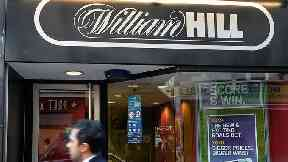 William Hill reported a bottom line pre-tax loss of £819.6 million for the six months to June 26.