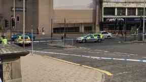 Dundee: He suffered three wounds to the stomach. Hilltown