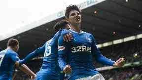Emerson Hyndman impressed during a loan stint at Rangers in 2017.