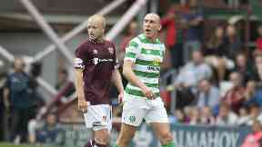 Steven Naismith Scott Brown