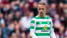 Focus: Griffiths will lead the line.