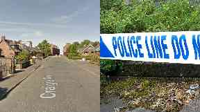 Attack: Man found injured in house. Ayr Craigie Avenue
