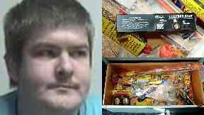 Peter Morgan: Jailed for 12 years. Bomb Edinburgh