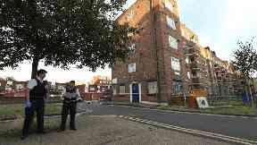 Five arrests after quadruple stabbing
