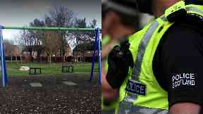 Fintry Park: Police have been contacted. Dundee