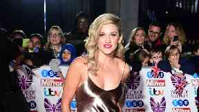 Ashley Roberts is a contestant on Strictly Come Dancing.