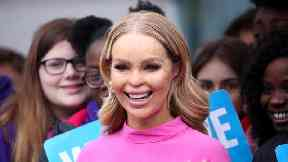 Katie Piper acid attacker being considered for parole