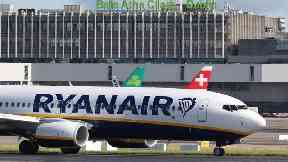 Ryanair apologises after compensation cheques 'bounced'