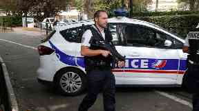 Man kills mother and sister in France knife attack amid IS claim