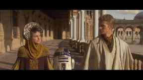 Still from Star Wars: Attack of the Clones