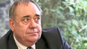 Alex Salmond: Sexual harassment complaints against me have no foundation