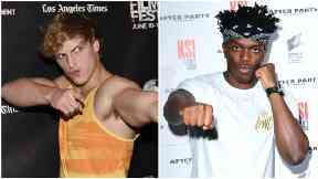 Logan Paul and KSI will fight again in February.
