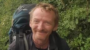 Missing hillwalker Bernard Mark McCann uploaded August 29 2018.