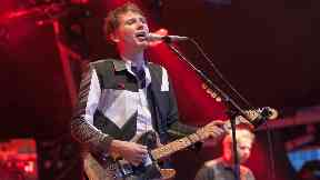 Franz Ferdinand: Tickets go on sale on Monday.