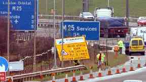 UK drivers wasted an average of 31 hours in rush-hour traffic last year.
