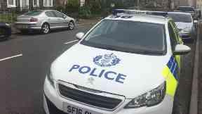 Attempted murder: Man arrested over incident. Greenock Ratho Street
