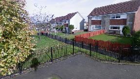 Suna Path, Laggan Avenue, Shotts, North Lanarkshire.