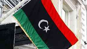 Hundreds break out of Libya jail amid fighting