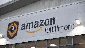 Amazon becomes second US firm to hit trillion-dollar market value