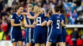 Scotland Women Aug