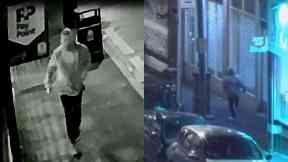 CCTV appeal: Murder bid.