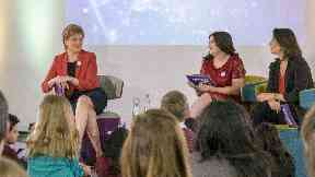 Nicola Sturgeon questioned by children for Scotland Tonight September 2018