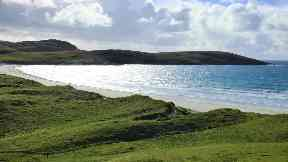 Vatersay West Beach, Outer Hebrides