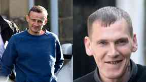 Paul Reilly, 32, and Michael Martin, 34,