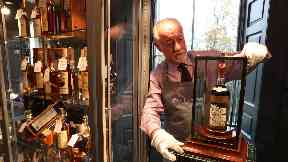 Whisky: Sold for nearly £850,000.