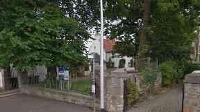 Church: Police, fire and ambulance crews called. Tranent Church Hall