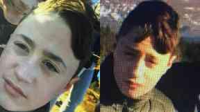 Kyle Lewis Missing