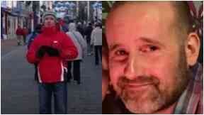 Martyn Cruickshank, missing