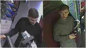 CCTV appeal - bus assault