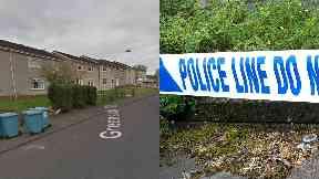 Coatbridge: Woman's death suspicious. Greenside Street