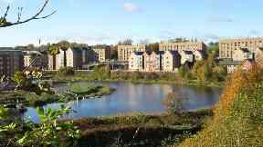 Glasgow Canal Corridor generic