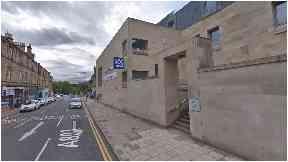 Falkirk Police Station