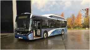 Electric bus scheme