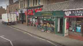 Buf: 'Murder bid' outside pub.