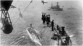 Firth of Forth German surrender