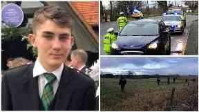 Missing Liam Smith, 16, November 25 one week on from disappearance