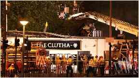 Clutha bar