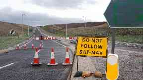 AWPR: Opening has been delayed. New Aberdeen Western Peripheral Route