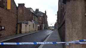 Fraser Street Inverness