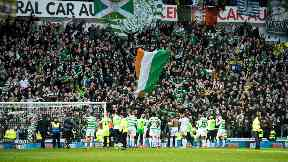 Tickets: Celtic are to distribute 750 tickets for their trip to Rangers.