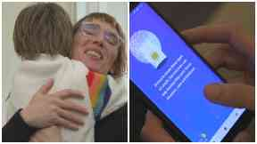 Christina Cran from Edinburgh launches Wee Seeds app to help children with anxiety through meditation