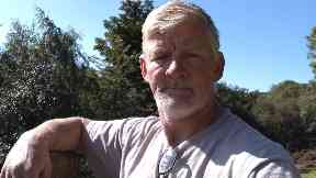 James Ogilvie: He was trying to fix Christmas lights when he died.