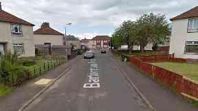 Kilwinning: Man taken to hospital. North Ayrshire