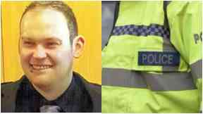 Missing man Michael McColl